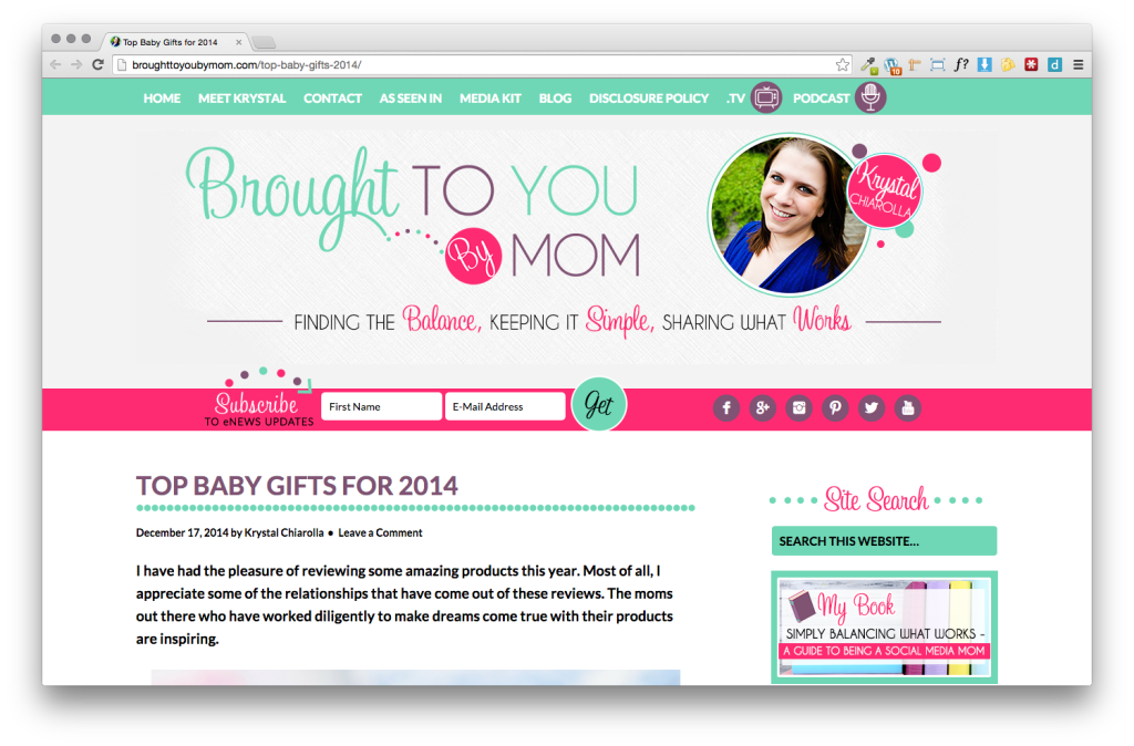 MoonMaker - Top Baby Gifts of 2014